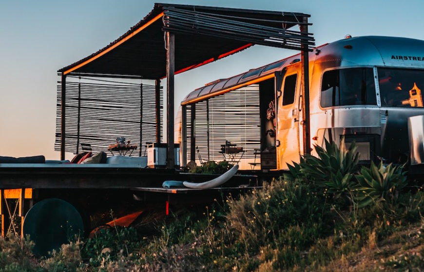 Moving from a House to a Travel Trailer
